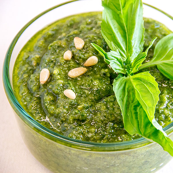 Traditional Basil Pesto