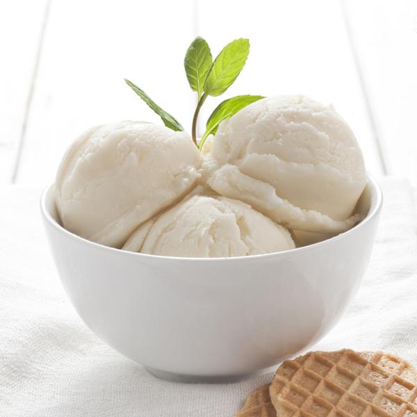 Easy Vanilla Ice Cream For 15 Quart Ice Cream Maker Hamiltonbeach