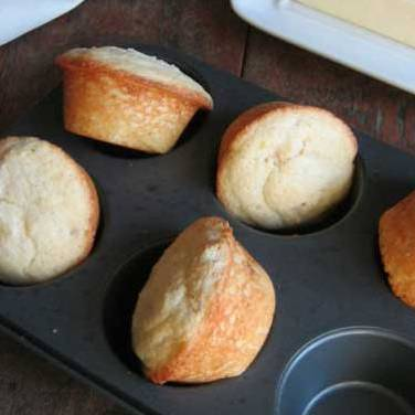 Bacon Corn Muffins