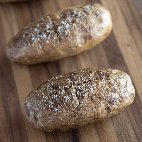 Perfect Oven-Baked Potatoes