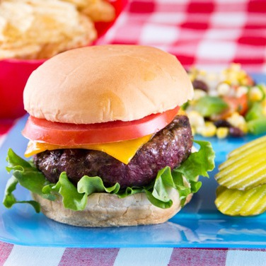 Recipe - Basic Burger