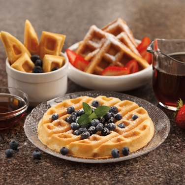 Recipe - Basic Waffles
