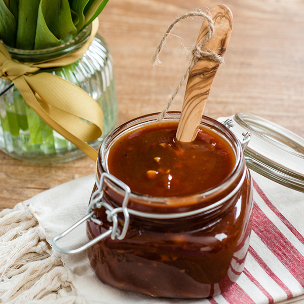 Slow Cooker Barbecue Sauce
