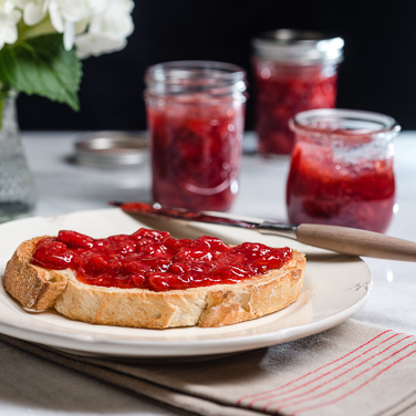 Bread Maker Strawberry Jam
