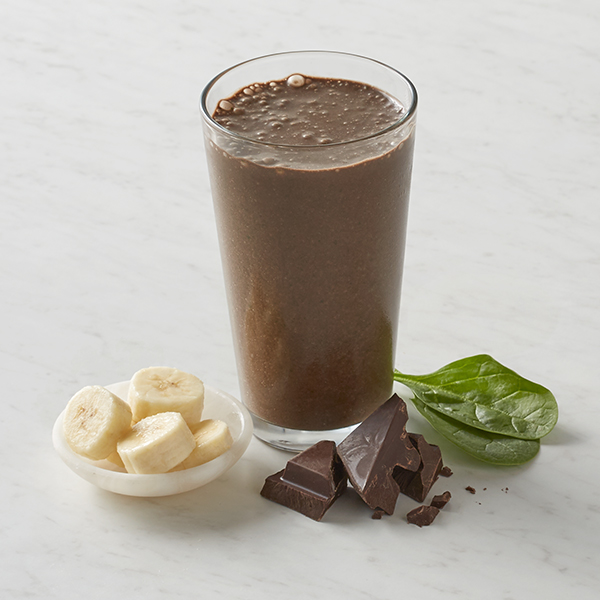 Cha-Cha Chocolate Smoothie