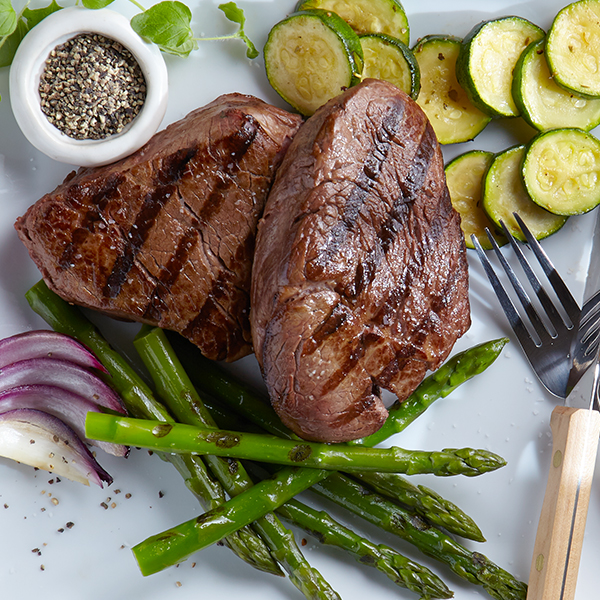 Recipe - Classic Grilled Steak