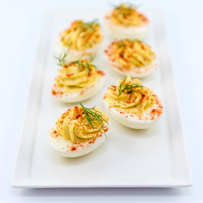 Recipe - Deviled Eggs