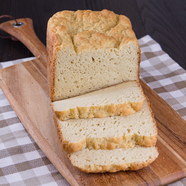 Gluten-Free Whole-Grain Bread for 1.5-lb. Loaf Breadmaker
