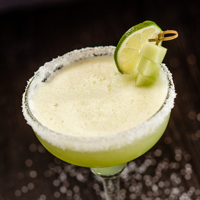 Honeydew Lime Margarita