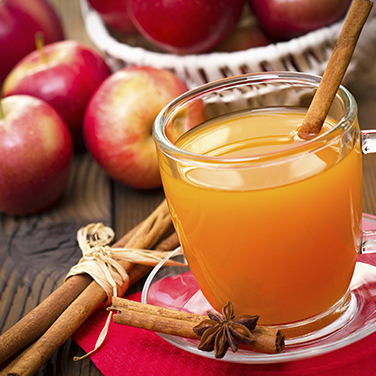 Slow Cooker Mulled, Spiced & Spiked Apple Cider