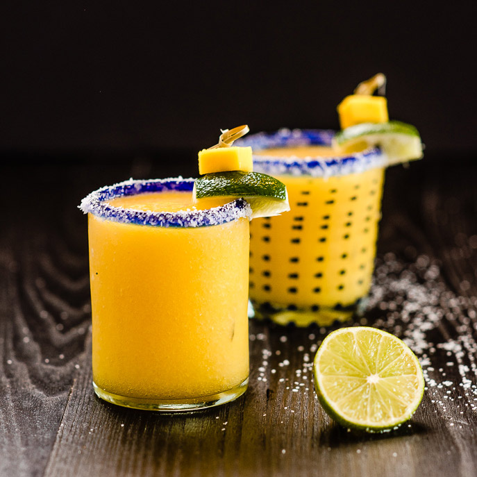 Recipe - Mango Margarita