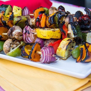Marinated Vegetable Kabobs