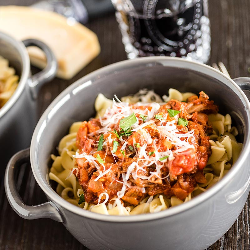 Quick and Easy Beef Ragu