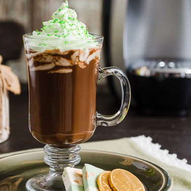 Mint Mocha Coffee