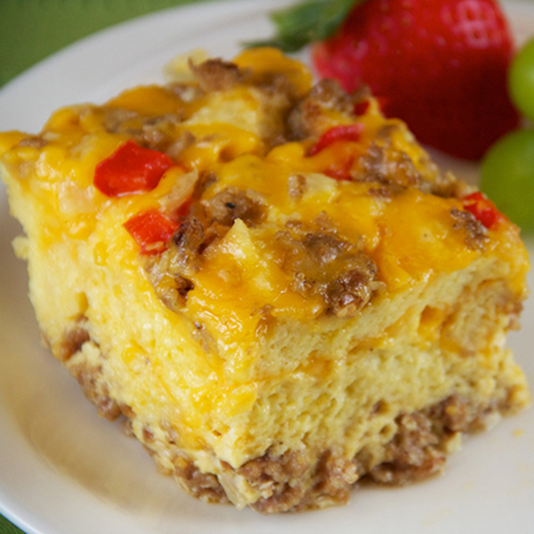 Multi-Cooker Breakfast Casserole