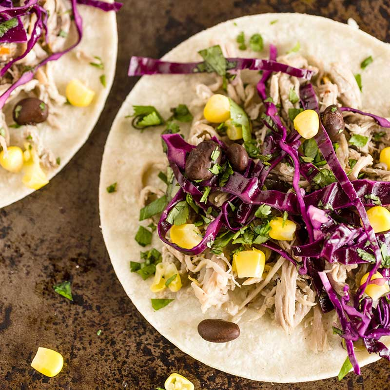 Recipe - Pulled Pork Tacos
