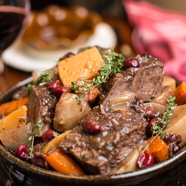 Slow Cooker Holiday Pot Roast