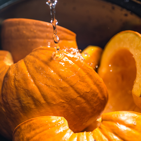 Slow Cooker Pureed Pumpkin