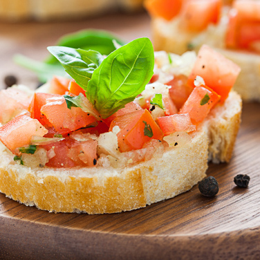 Recipe - Tomato Bruschetta