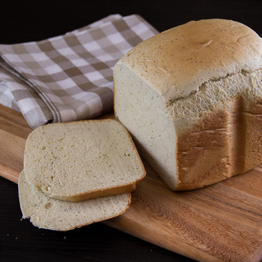 White Express Bread For 2 lb Breadmaker