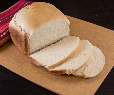 White Express Bread For 1.5 lb Breadmaker