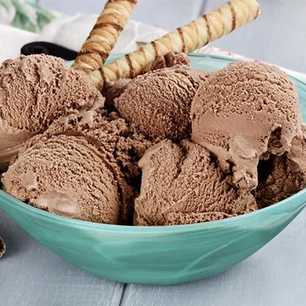 Chocolate Ice Cream image