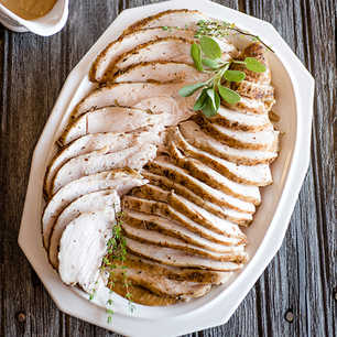 Slow Cooker Herb Turkey Breast image