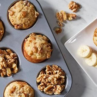 Blog for Banana nut muffins