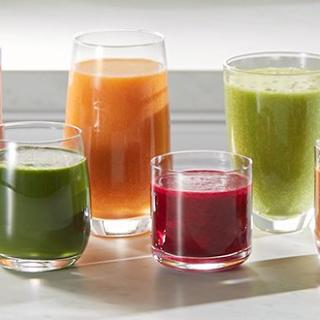 Blog for Juicing vs. blending