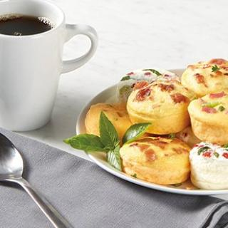 Blog for Make coffee shop egg bites at home