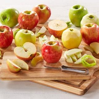 Blog for How to peel, core and chop apples