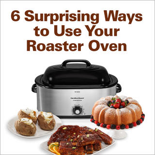 6 Surprising Ways to Use Your Roaster Oven icon