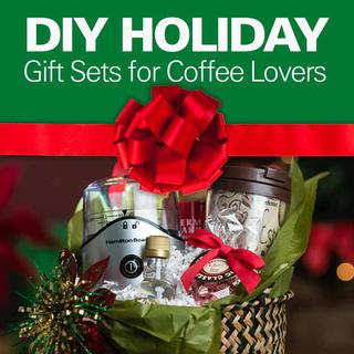 DIY Holiday: How to Make Gift Sets for Coffee Lovers