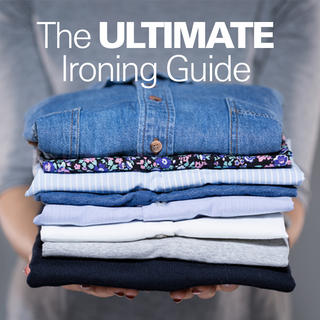 The Ultimate Ironing Guide: Top 5 Ironing Tips
