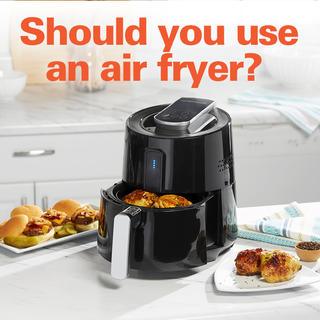 Should You Use an Air Fryer? Here's How to Get Started icon