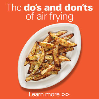 The Do's and Don'ts of Air Frying icon