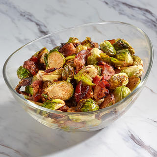 Related recipe - Air Fryer Glazed Brussels Sprouts with Bacon