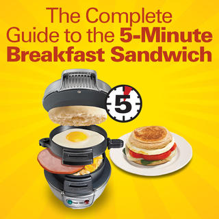 The Complete Guide to the 5-Minute Breakfast Sandwich icon