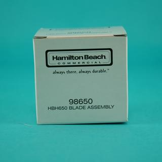 how to set alarm on hamilton beach commercial