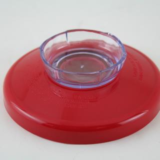 Lid w/Filler Cap, Red