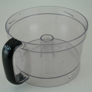 Bowl, Black handle - 70596