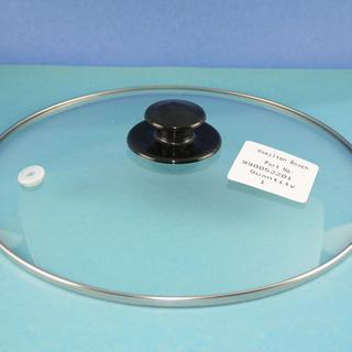 Lid, Glass Black - 33135