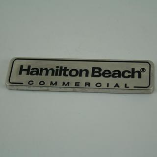 Hamilton Beach Comm. Badge