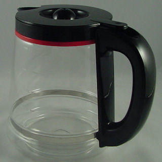 Carafe, Complete, Glass