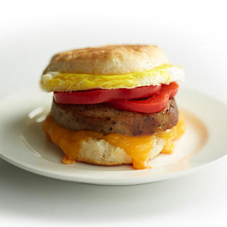 Related recipe - Cheesy Egg and Sausage Biscuit