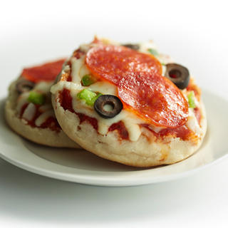 Related recipe - Pepperoni and Veggie Mini Pizzas