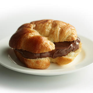 Warm Chocolate Croissant image