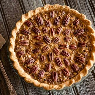 Related recipe - Chocolate Bourbon Pecan Pie