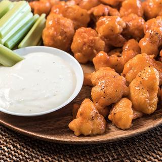 Related recipe - Buffalo Cauliflower Bites