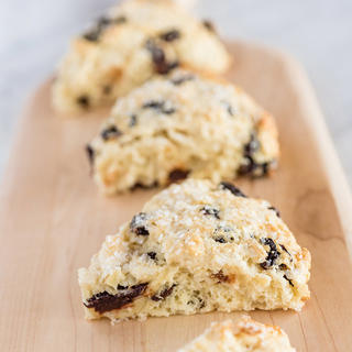 Related recipe - Cherry Almond Scones